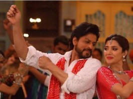 Festivals in India always provide a perfect backdrop for music, dance, costumes and lavish sets to Bollywood filmmakers. Right from Ganesh Chaturthi to Diwali, our movies celebrate each festival with much fanfare and enthusiasm. Shah Rukh Khan also will be seen celebrating Makar Sankranti in his upcoming film Raees. The makers of the film have come out with a special song titled Udi Udi to celebrate the festival. For the first time the actor will be seen doing Garba on screen!