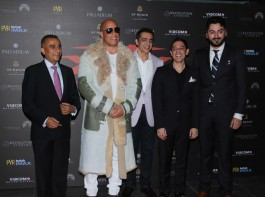 XXX: Return of Xander Cage special screening held in Mumbai on January 12, 2017. Celebs like Vin Diesel, Shahid Kapoor, Ranveer Singh, Urvashi Rautela, Diana Penty, Richa Chadha, Kriti Sanon, Irrfan Khan, Neil Nitin Mukesh, Jackky Bhagnani, Neetu Chandra, Karan Johar and others spotted at special screening.
