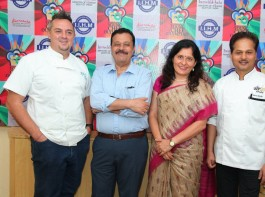 The event was attended by Chef Abhijit Saha, Founding Director & Chef of Avant Garde Hospitality P. Ltd, Chef Shaun Kenworthy, Culinary Director- IIHM Hotel School, Mrs. Shalini Khanna Charles, Director, IIHM Bengaluru.