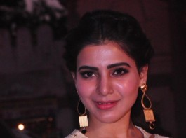 Check out the latest photos of South Indian actress Samantha Ruth Prabhu.