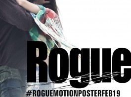 Puri Jagannadh's Rogue movie poster.