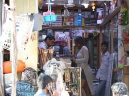 Bollywood actress Malaika Arora Khan spotted at Pali Hill Market in Bandra, Mumbai.