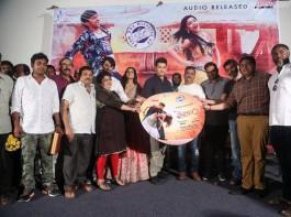 Telugu movie Vaishakam audio launch event held at Hyderabad. Celebs like Mahesh Babu, Trivikram Srinivas, Harish, Vamsi Paidipally, B Jaya, Avantika Mishra, DJ Vasanth, BA Raju, Bellamkonda Suresh, Y. Kasi Viswanath and others graced the event.