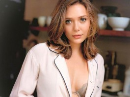 Check out the latest Instagram photos of Hollywood actress Elizabeth Olsen.