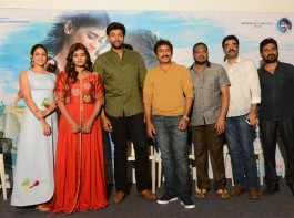 Telugu movie Mister trailer launch event held at Hyderabad. Celebs like Varun Tej, Hebah Patel, Lavanya Tripathi, Nallamalupu Bujji, Srinu Vaitla, Manjusha, Tagore Madhu and others graced the event.