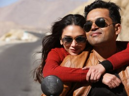 Kaatru Veliyidai is an upcoming Tamil romantic drama movie written, produced and directed by Mani Ratnam. The film stars Karthi Sivakumar and Aditi Rao Hydari in the lead role, while Delhi Ganesh, Vipin Sharma, RJ Balaji, Harish Raj and Amritaa Singh in supporting role.