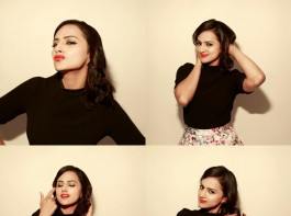 Check out the latest photos of South Indian actress Shraddha Srinath.