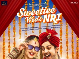 Sweetie weds NRI is an upcoming Bollywood comedy, romantic movie directed by Hasnain Hyderabadwala under the Grand Motion Picture banner. Starring Himansh Kohli and Zoya Afroz in the lead role.