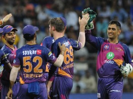 Rising Pune Supergiant rode on fine half-centuries from Manoj Tiwary and Ajinkya Rahane and impressive off-spin bowling from teenager Washington Sundar (3/16) to defeat Mumbai Indians by 20 runs in the first qualifier and enter the final of the Indian Premier League (IPL) here on Tuesday. Tiwary (58), Rahane (56) and Mahendra Singh Dhoni (40 not out off 26) helped Pune post 162/4 in 20 overs. Sundar, 17, then ran through the Mumbai top-order as the hosts could only score 142/9 at the Wankhede Stadium. Medium pacer Shardul Thakur (3/37) created problems for Mumbai at the death overs. Having finished the league stage in the top position, Mumbai on Friday will have another chance to enter the final as they will face the winner of the Eliminator match between Kolkata Knight Riders and defending champions Sunrisers Hyderabad -- who face-off on Wednesday.