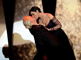 Cannes 2017: Monica Bellucci's awkward kiss with co-host Alex Lutz stuns everyone at 70th annual film festivalCannes 2017: Monica Bellucci's awkward kiss with co-host Alex Lutz stuns everyone at 70th annual film festival