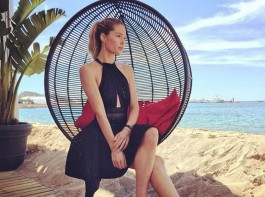 These hot pics of Doutzen Kroes make us all want go on vacation!