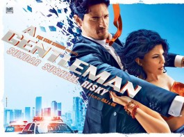 Sidharth Malhotra and Jacqueline Fernandez's film titled A Gentleman is set to release on August 25th. The film has been directed by Raj and DK. A quirky, action comedy, A Gentleman sees Sidharth Malhotra play the role of Gaurav, who lives in Miami. He is a good-looking, good-natured man and in the words of Kavya (Jacqueline Fernandez), a damn boring boy. He likes his simple life. And avoids all kinds of excitement or adventure. He loves his 'same shit, different day' routine, and would never even break a traffic rule! His ideal weekend plan: cooking and tending to his new house!