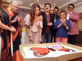Actress Parul Yadav began shooting for Kannada film