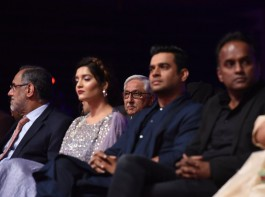 Indian film Actor Madhavan spotted at SIIMA Awards 2017 on Day 2.