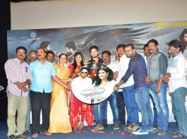Tamil movie Vinnaithandi Vantha Angel audio launch in Chennai. Celebs like Naga Anvesh, Hebah Patel, Devayani, Rajakumaran and others graced the event.
