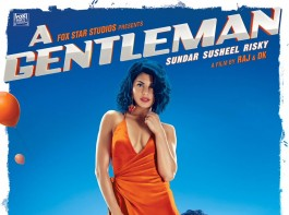 Jacqueline looks ravishing in her sexy orange outfit and Sidharth looks the risky gentleman in this new poster. The new poster was shared on social media by the films lead actors Jacqueline Fernandez and Sidharth Malhotra. Sidharth shared the poster and wrote,