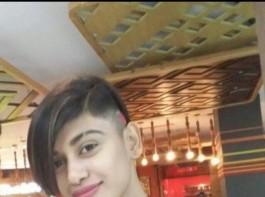Actress Oviya new hair style after Bigg Boss Tamil.