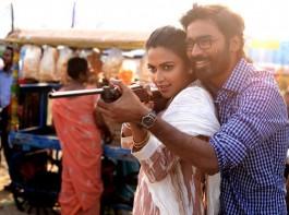 Velaiilla Pattadhari 2 is an upcoming Tamil comedy-drama film directed by Soundarya Rajnikanth and produced by Dhanush, Kalaipuli S. Thanu.