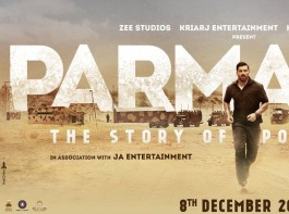Parmanu: The Story Of Pokhran is an upcoming Bollywood film directed by Abhishek Sharma and Produced by Kriarj Entertainment, JA Entertainment, Zee Studios and KYTA Productions. Starring John Abraham and Diana Penty in the lead role.