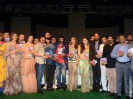 Telugu movie Paisa Vasool audio launch held at Hyderabad. Celebs like Nandamuri Balakrishna, Shriya Saran, Charmi and others graced the event.