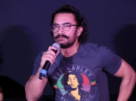 "Bollywood superstar Aamir Khan on Monday introduced new singing talent Meghna Mishra, who has lent her voice for the upcoming film ""Secret Superstar"", featuring young actress Zaira Wasim. Aamir says the upcoming film wouldn't have been possible without Meghna's ""unique soulful voice""."