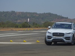 Jaguar's: The Art of Performance Tour event held in Bengaluru on September 9 and 10 (Saturday and Sunday).