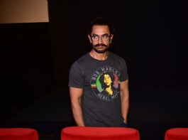 Aamir Khan was currently shooting for Thugs of Hindostan, however the actor has taken a break from the film to promote his home productions' 'Secret Superstar'. The actor will be flying to Baroda to promote his upcoming film 'Secret Superstar'. The film is essentially based on music and will have Aamir Khan playing the role of a quirky music composer named Shakti Kumar.  Aamir Khan who is known for his sheer dedication and focus has spared time from his busy schedule of Thugs and will take charge of the promotions of 'Secret Superstar'. Helmed by Aamir Khan and Kiran Rao under the banner of Aamir Khan Productions, 'Secret Superstar' stars Zaira Wasim in the lead.