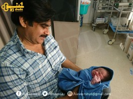 Powerstar Pawan Kalyan's wife Anna Lezhneva has given birth to the beautiful boy baby today morning (10th Oct).