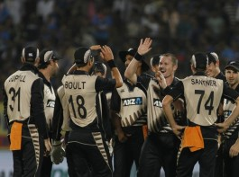 The Kiwis, who had lost the first match by 53 runs in New Delhi, have now levelled the three-match series at 1-1. Opting to bat first on winning the toss, the visitors rode on an unbeaten quickfire century by opener Colin Munro to post 196/2 in their allotted 20 overs. Munro batted through the innings, smashing 109 runs off 58 deliveries. This is his second century in 34 T20Is. He also became the fourth batsman to score two centuries in T20Is. In reply, the hosts could only manage to post 156/7.