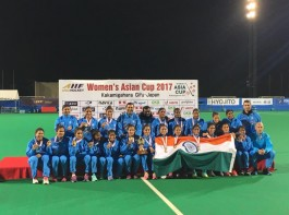 India created history as they edged past China 5-4 via shootouts to win the women's Asia Cup hockey title here on Sunday. With this, India also qualified for next year's World Cup as Continental Champions. It was skipper Rani who scored the winning goal for India while Savita made a great save in sudden death to ensure India the 5-4 score in the penalty shootout. Earlier, it was Navjot Kaur who scored India's lone goal in the 25th minute. It was in 2004 when the Indian Women's Team lifted the Asia Cup after beating Japan 1-0 in the final.