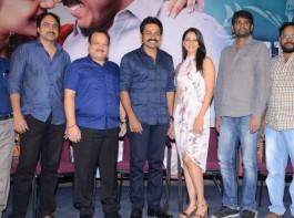 Telugu movie Khakee Success Meet held in Hyderabad. Celebs like Karthi, Rakul Preet Singh, Ghibran graced the event.