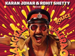 Rohit Shetty's entertainment factor coupled with actor Ranveer Singh's energy and enthusiasm lend a roaring charm to the first look of