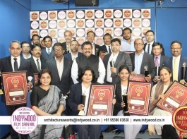 Indywood Interior & Architecture Excellence Awards - UAE Chapter 2017 pics.