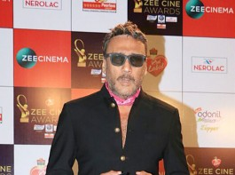 Jackie Shroff attends Zee Cine Awards 2018 held at MMRDA Grounds in Mumbai on December 19, 2017.