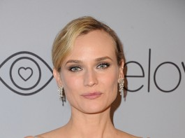 Diane Kruger attends 19th Annual Post-Golden Globes Party hosted by Warner Bros. Pictures and InStyle at The Beverly Hilton Hotel on January 7, 2018 in Beverly Hills, California.