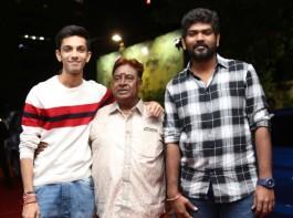 Tamil movie Thaanaa Serndha Koottam success meet event held in e Chennai. Celebs like Suriya, Vignesh Shivan, Anirudh Ravichander, Ramya Krishnan graced the event.