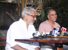 On Friday evening, Akshay Kumar, together with Sanjay Leela Bhansali, announced the postponement of
