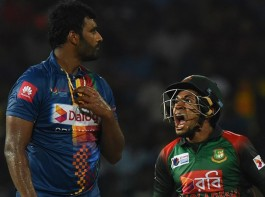 Bangladesh pulled off a five-wicket victory over Sri Lanka in their second match of the Nidahas Trophy Twenty20 International (T20I) cricket tri-series here at R Premadasa International Cricket Stadium on Saturday.