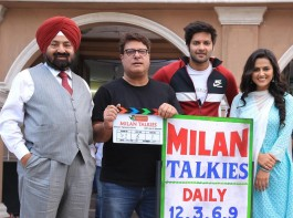 "Director Tigmanshu Dhulia on Monday began the shoot of his next film ""Milan Talkies"" here with its lead cast Ali Fazal, Shraddha Srinath, Reecha Sinha and Deep Raj Rana. Produce P.S. Chhatwal of Filmy Keeda Productions was also present on the set, where the 'mahurat' shot was canned."