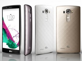 LG Launches Leather Clad G4