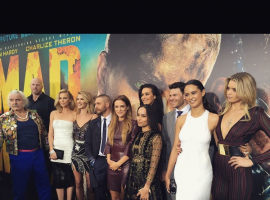 Mad Max: Fury Road Premiere Show