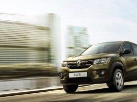 New Renault Kwid hatchback revealed
