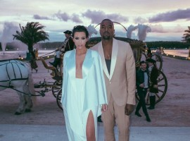 Kim Kardashian and Kanye West Wedding Album