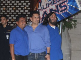 Mumbai Indians team Celebrates IPL Victory