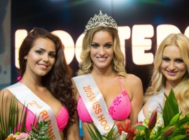 Miss Hooters Hungary Beauty Contest 2015