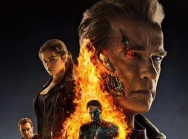Arnold Schwarzenegger's Terminator Genisys Movie Poster