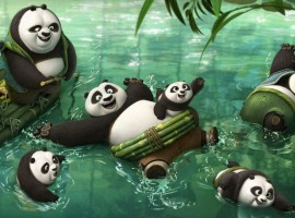 Kung Fu Panda 3 First Look