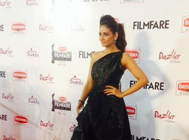 Parul Yaduv at 62nd Filmfare Awards
