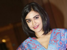 Adah Sharma at SIIMA Press Meet