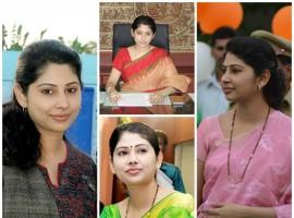 Smita Sabharwal IAS